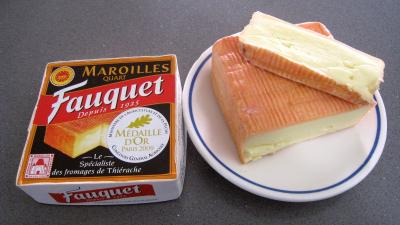 Image : Maroilles - Fromage maroilles