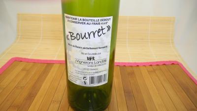 Image : Vin bourru ou Bourret - Bourret
