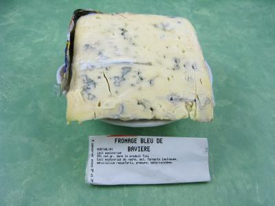 Image : Bleu de Bavière - Fromage bleu de Bavière