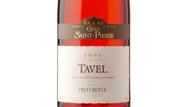 Image : Tavel - Bouteille de Tavel