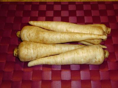 Image : Persil racine - Quelques persil-racines