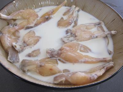 Image : Cuisses de grenouilles - Cuisses de grenouille