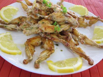 Cuisses de grenouilles aux fines herbes supertoinette - Cuisiner cuisses de grenouilles surgelees ...