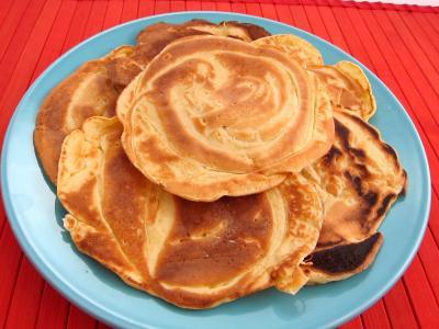 Image : Assiette de blinis