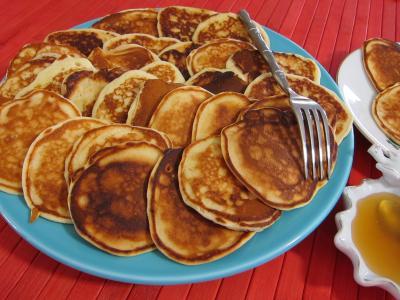 Image : Cuisine hollandaise - Pancakes