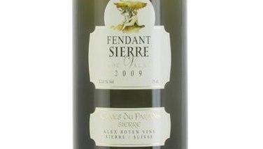 Image : Vins de Suisse - Fendant du Valais