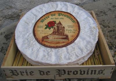 Image : Brie de Provins - Brie de Provins