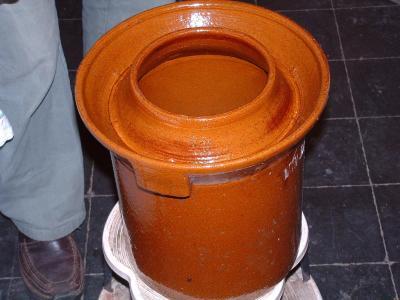 Préparation du chou de la choucroute - 2.1