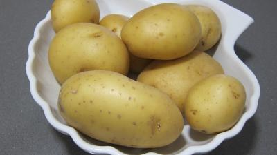 Plat d 39 ageau aux 2 pommes de terre et citron confit le blog de sourour - Pomme de terre germee comestible ...